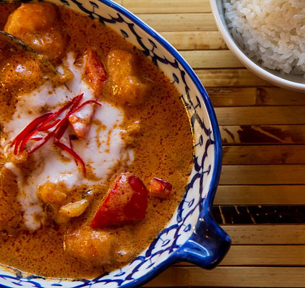 Forget the groan-worthy name, Thairiffic's food is worth shouting about