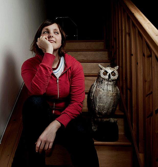 Comedian Josie Long shares her Hallowe'en memories