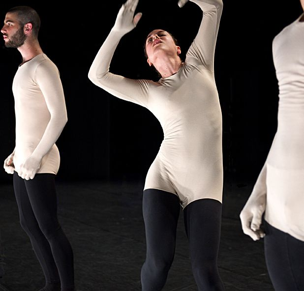 Dancer Or Schraiber discusses the Gaga technique of Batsheva Ensemble