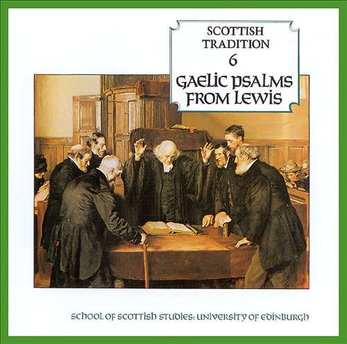 Gaelic psalms from Lewis
