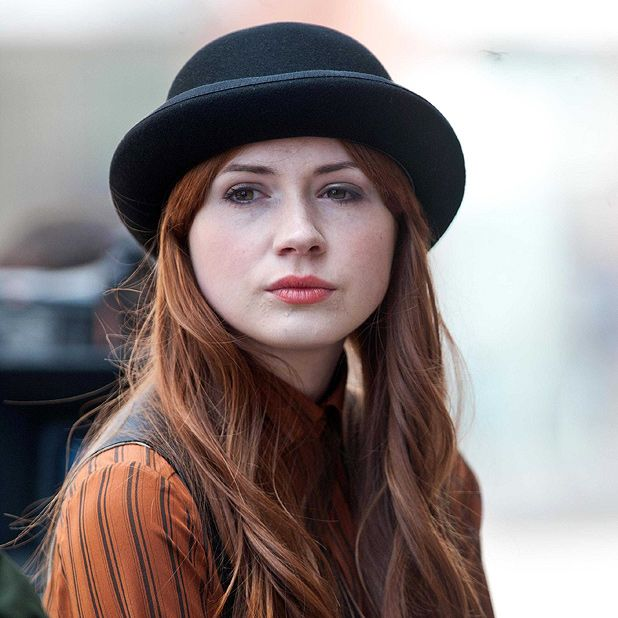 Interview: Karen Gillan on Amy Pond, Doctor Who and the next step