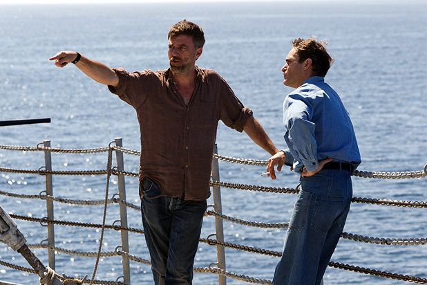 Interview: Paul Thomas Anderson on The Master