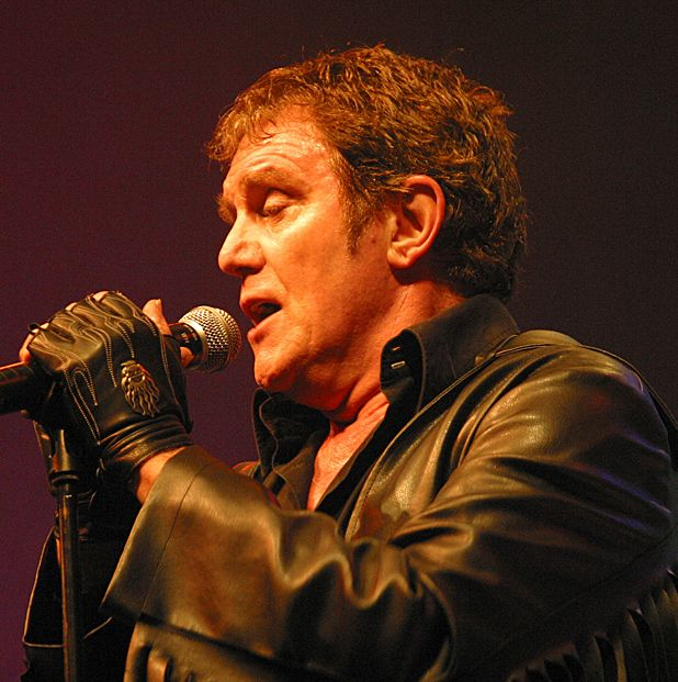 Alvin Stardust - Cottiers Theatre, Glasgow, Fri 9 Nov 2012