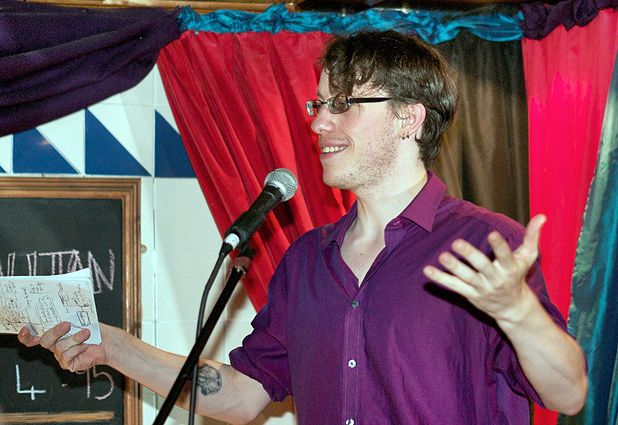 Five tips for spoken word poetry open mic nights