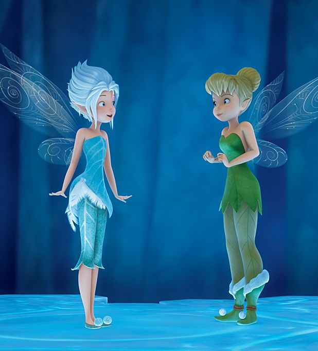 Tinker Bell and the Secret of the Wings EMBARGO 10 DEC