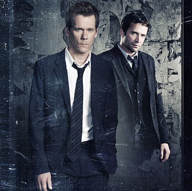 Kevin Bacon talks about The Following