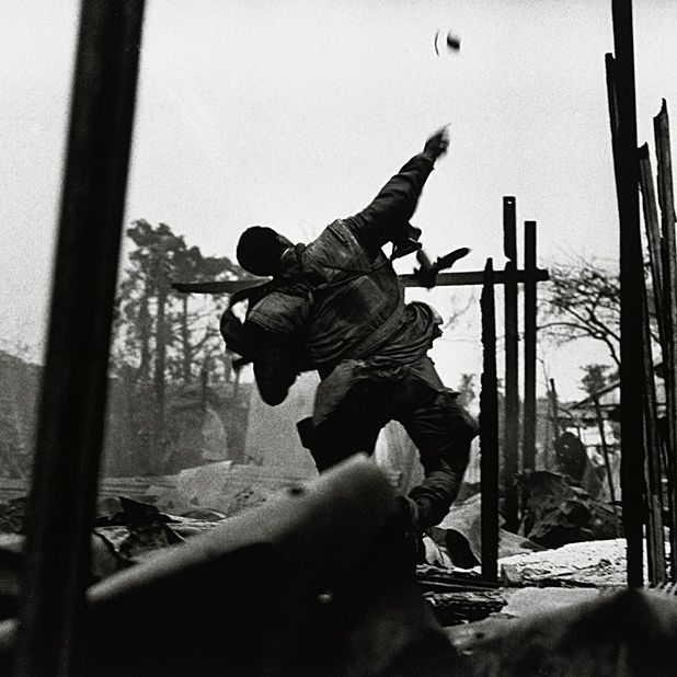 War photographer Don McCullin discusses the new documentary about his life