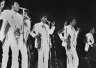 The Temptations in 1975
