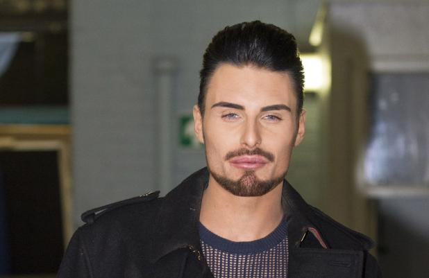 Rylan Clark wants to host Big Brother's Bit On The Side naked