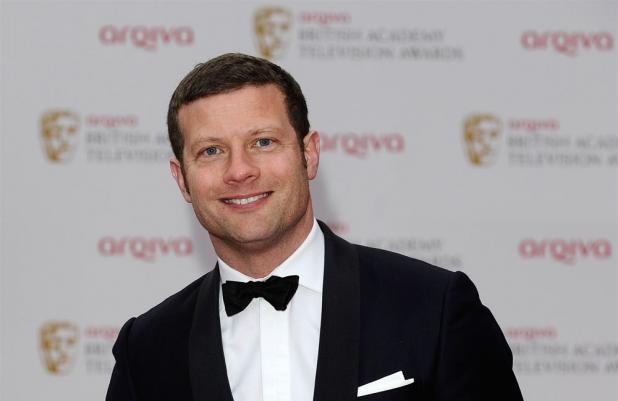 Dermot O'Leary at the BAFTA TV Awards