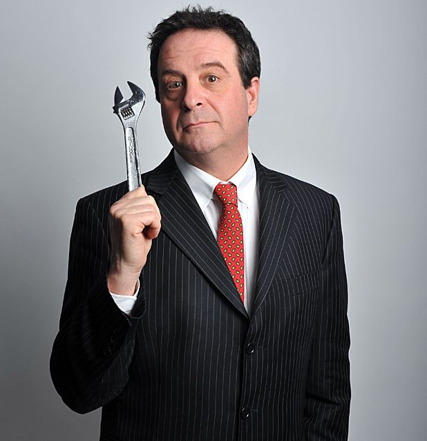 Mark Thomas returns to the Edinburgh Festival Fringe 2013