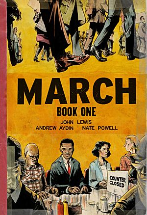 John Lewis, Andrew Aydin and Nate Powell - March (Book One)