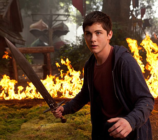Percy Jackson: Sea of Monsters - Embargoed until Mon 5 Aug.