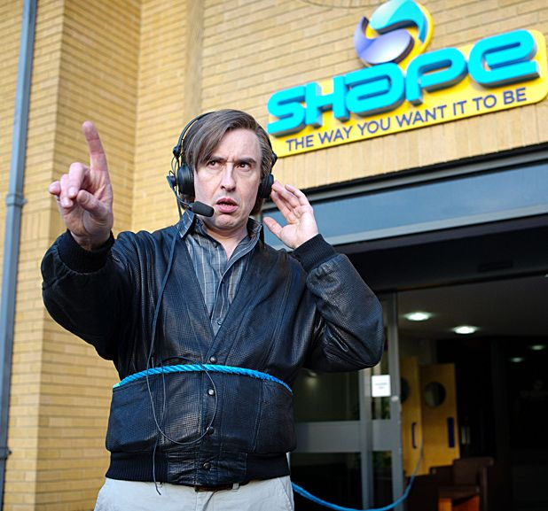 Alan Partridge: Alpha Papa - Embargoed until Mon 5 Aug.