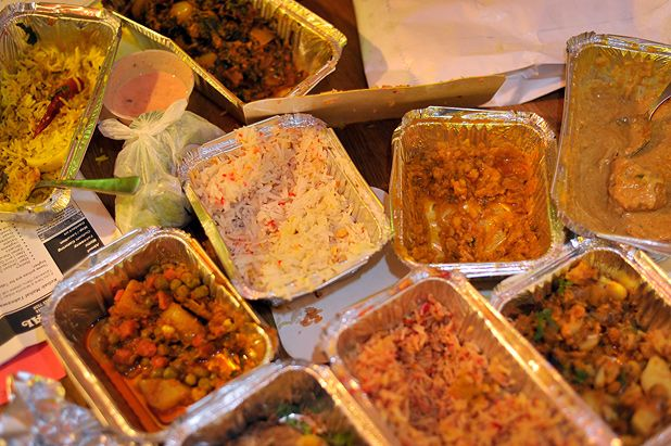 Top 5 the best edinburgh takeaways the list for Afro caribbean cuisine