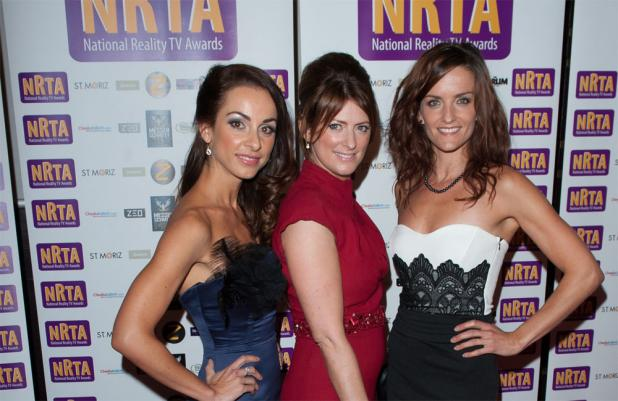 B*Witched at the National Reality TV Awards