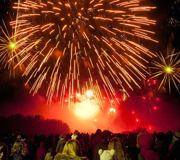Guy Fawkes Night 2013 events round-up