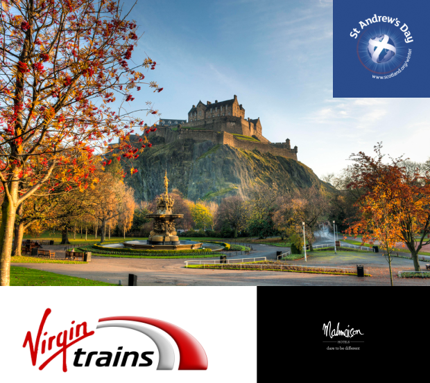 Win a St Andrew's Day trip to Edinburgh   The List