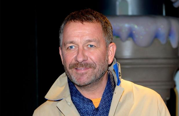 Sean Pertwee at Disney Store in London
