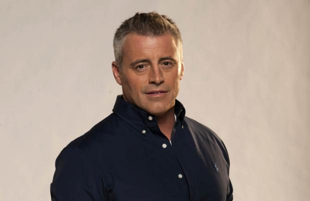 Matt LeBlanc Joins The New Top Gear Team
