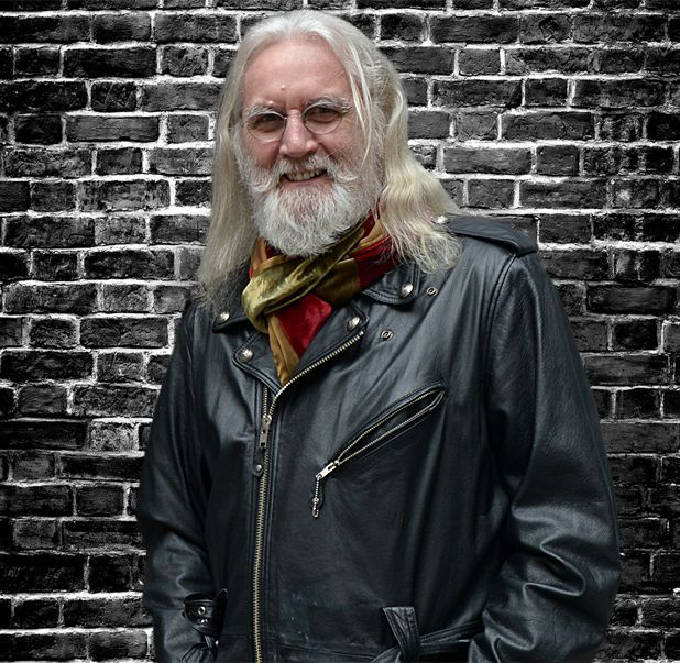 Billy Connolly Tour  Uk