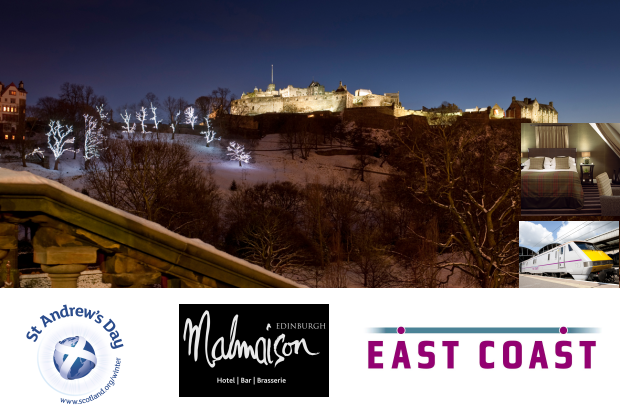 Win a trip to Edinburgh to celebrate St Andrew's Day   The ...