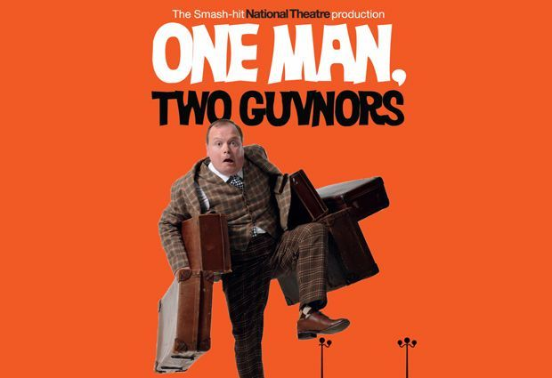 1896 Win Two Tickets To The Opening Night Of One Man Two Guvnors