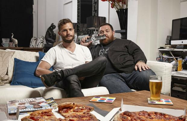 Jamie Dornan set to appear on Channel 4's Gogglebox
