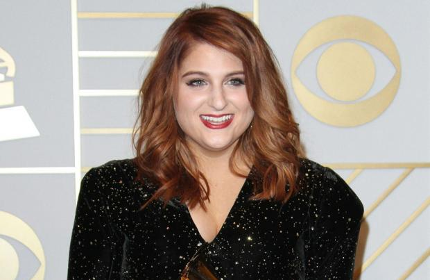 Meghan Trainor Drops New Music Video For 'No,' Groping Herself And Dancers