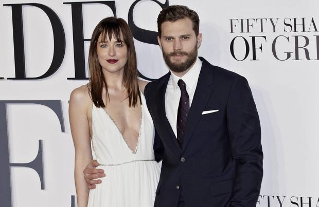Jamie Dornan and co-star 'safe' following Nice attack