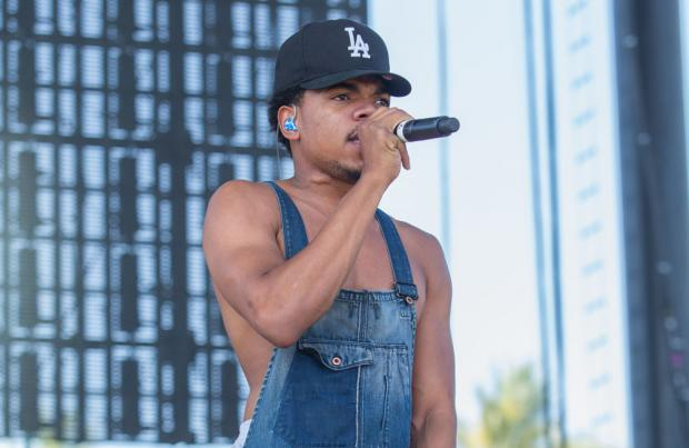 Chance The Rapper Featured in Nike USA Basketball