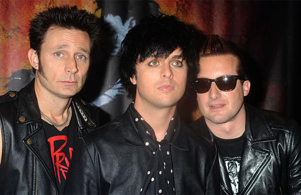 Watch The Lyric Video For Green Day's BANG BANG single
