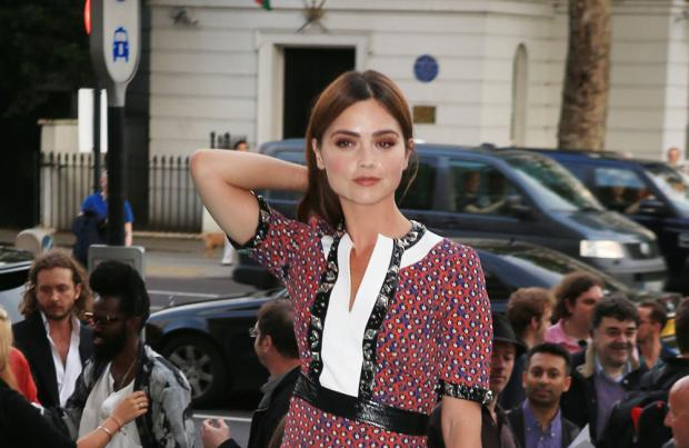 Jenna Coleman needed persuading to do Victoria