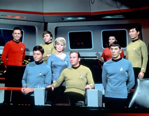 Paramount Pictures releases a new trailer for Star Trek's 50th anniversary