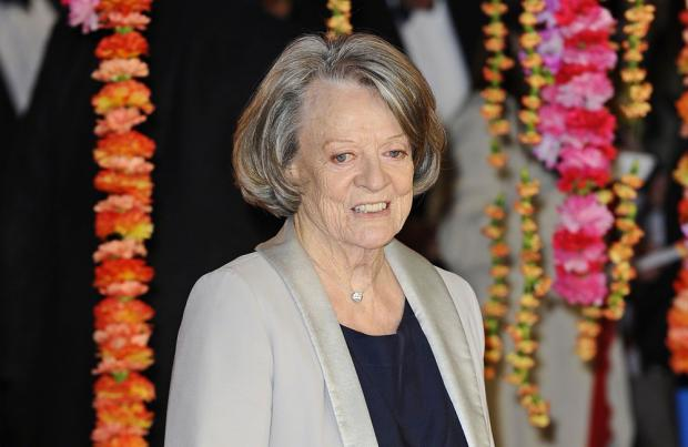 Maggie Smith responds to Jimmy Kimmel's Emmy Awards joke