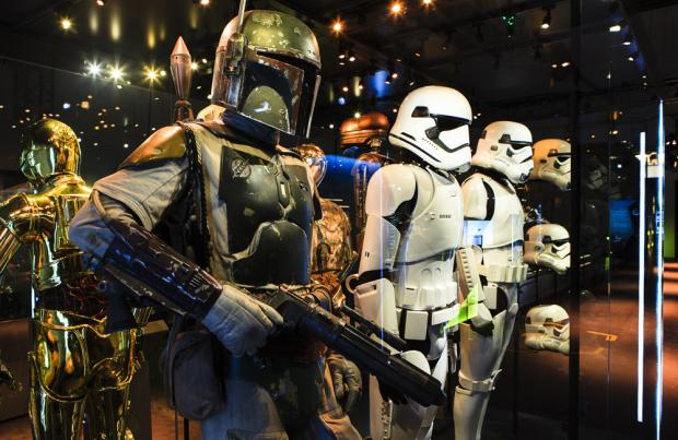 Star Wars Identities exhibition announces residency at The O2
