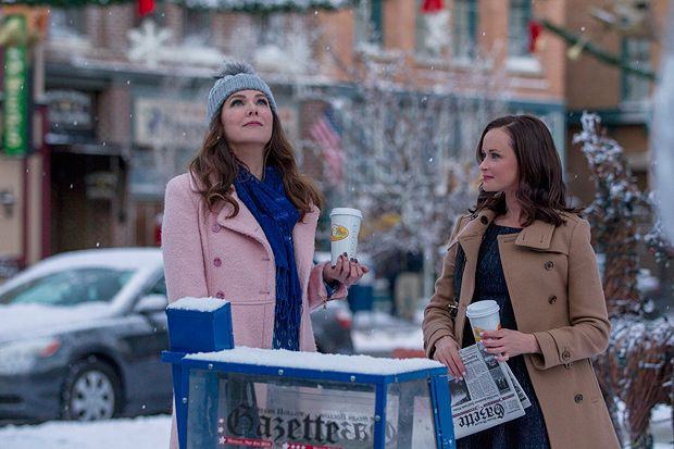 Fans comb Gilmore Girls trailer for clues