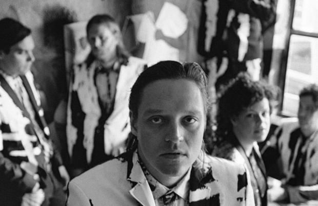 Arcade Fire announce their only 2017 United Kingdom festival appearance