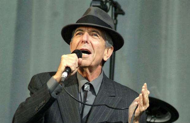Tribute concert for Leonard Cohen to be held in November in Montreal