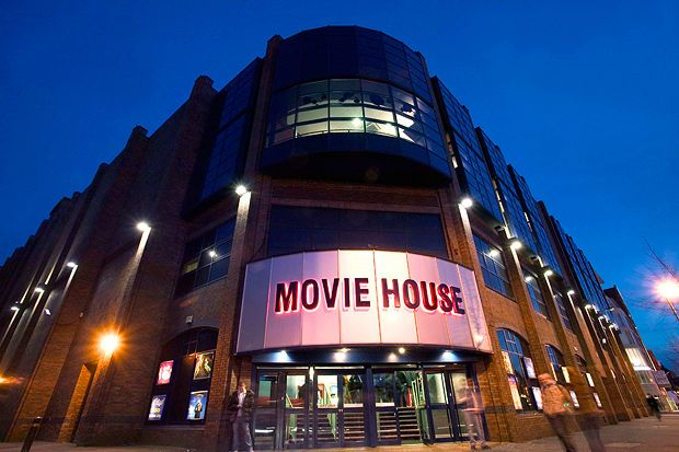 movie house dublin road  14 dublin road  belfast
