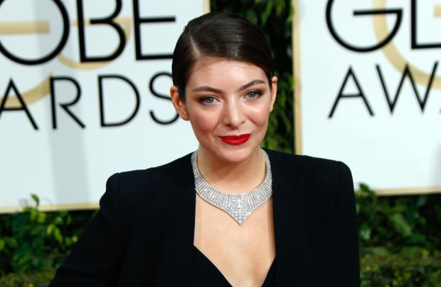 You're going to be obsessed with Lorde's new single