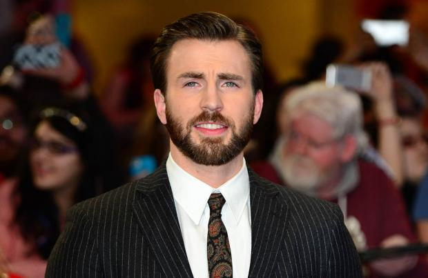 Chris Evans Films Avengers: Infinity War In May