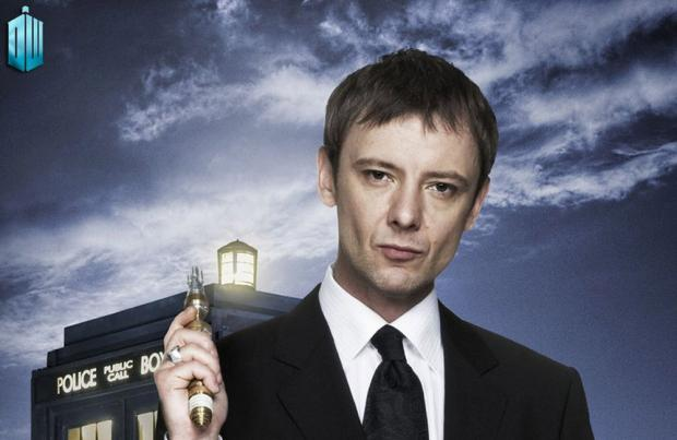 John Simm set to make Doctor Who return as The Master