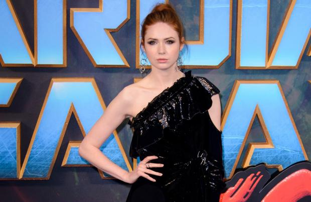 Karen Gillan's best hair moments on the red carpet