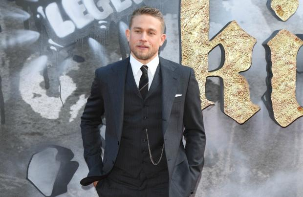 Charlie Hunnam Trained Like A Professional Athlete For King Arthur