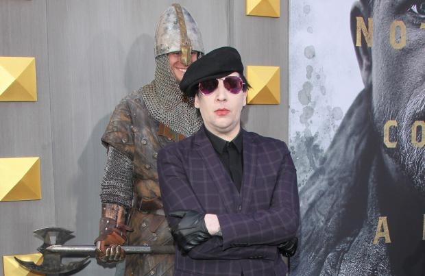 Marilyn Manson to Release New ALbum