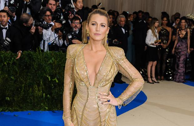 Blake Lively Set For MMA Drama BRUISED