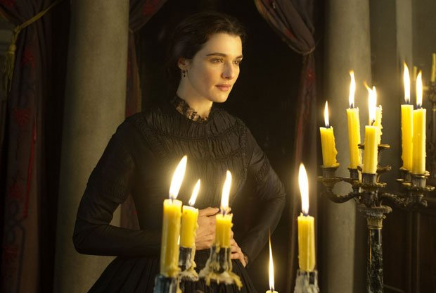 'My Cousin Rachel' star Rachel Weisz freshens up the Gothic story