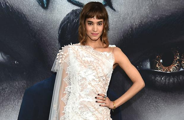 Sofia Boutella to star in HBO's 'Fahrenheit 451'