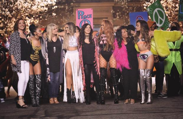 New Little Mix Video Features 'RuPaul's Drag Race' Stars